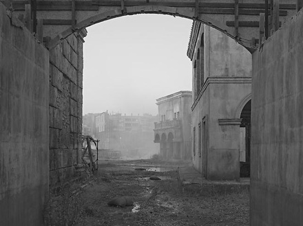Sanctuary by Gregory Crewdson, Gagosian Gallery Roma