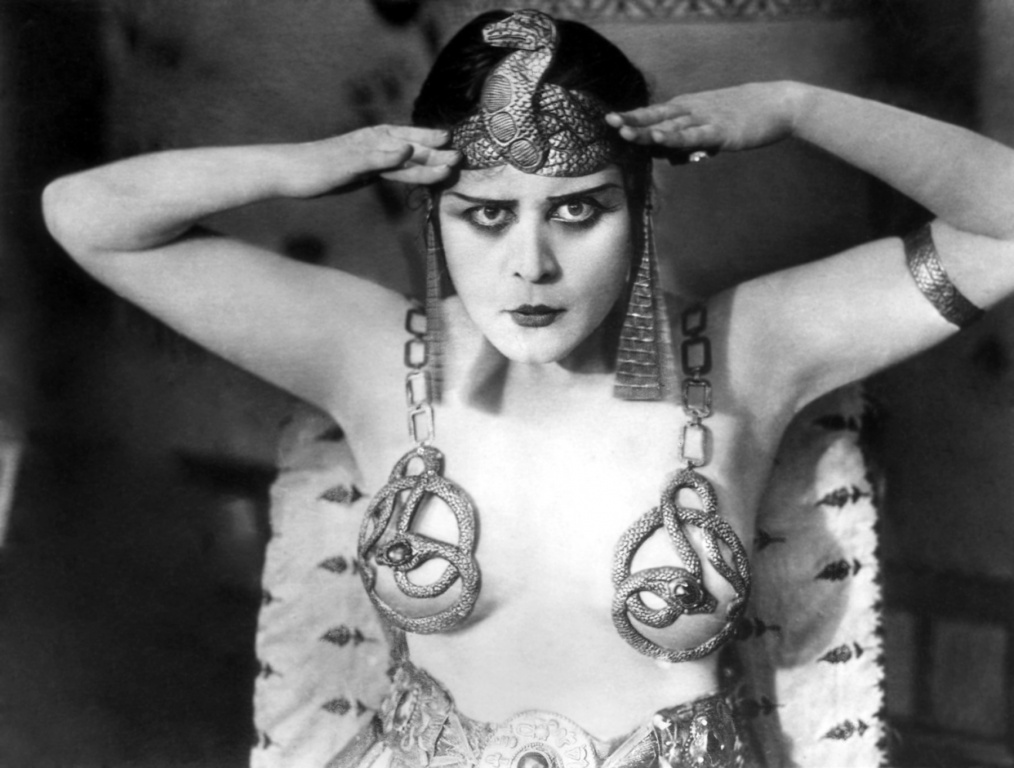 Theda Bara - Cleopatra, 1917