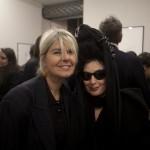 19. Clara Tosi Pamphili e Diane Pernet
